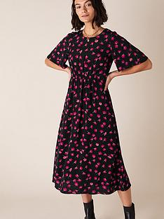 monsoon-abstract-floral-print-midi-dress