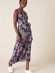 monsoon-paisley-print-sustainable-maxi-dress-navy