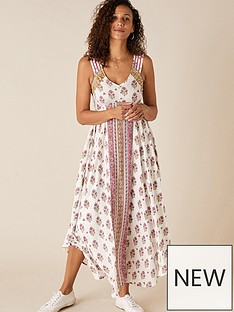 monsoon-placement-heritage-print-midi-dress-ivory