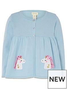monsoon-baby-girls-unicorn-cardi-blue
