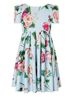 monsoon-girls-floral-scuba-dress-pale-blue