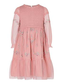 monsoon-girls-embroidered-net-long-sleeve-dress-pink