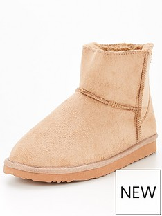 v-by-very-vision-faux-suede-slipper-boot-beige