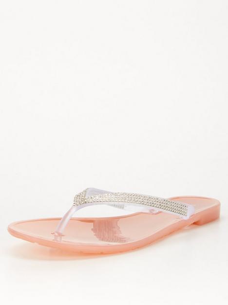 v-by-very-flip-flop-jellie-sandal-nude