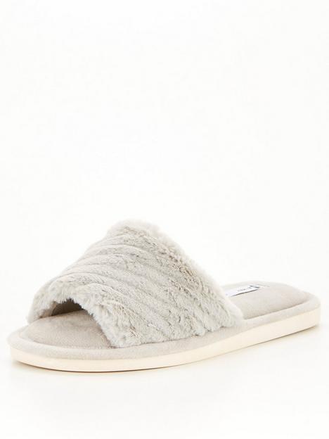 v-by-very-slider-slipper-grey