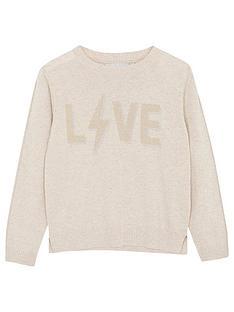 mintie-by-mint-velvet-girls-beige-love-slogan-jumper-neutral