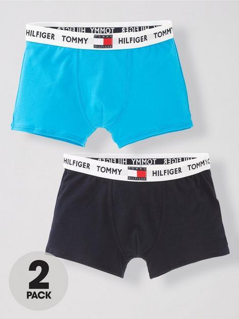 tommy-hilfiger-boys-2-pack-waistband-boxer-bluenavy