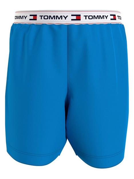 tommy-hilfiger-boys-logo-waistband-swim-shorts-blue