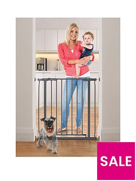 dreambaby-ava-metal-safety-gate-75-81cm-charcoal