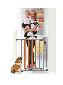 dreambaby-cosmopolitan-safety-gate-fits-75-81cm-woodmetal