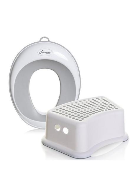 dreambaby-ezy-toilet-potty-topper-amp-step-stool-bundle