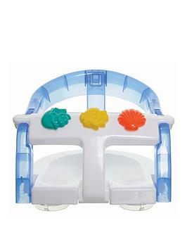 dreambaby-fold-away-bath-seat-with-clever-openclose-front-t-bar