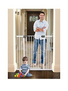 dreambaby-liberty-tallwide-gate-wnbsp99-1055cm-hnbsp93cm-white