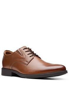 clarks-whiddon-plain-leather-shoes-dark-tan