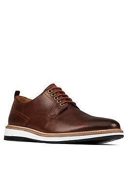 clarks-chantry-walk-leather-shoes-dark-tan