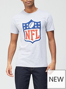 nfl-nfl-logo-t-shirt-greynbsp