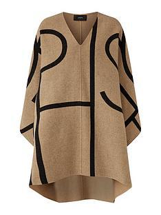 joseph-ciela-logo-wool-cape-saddle