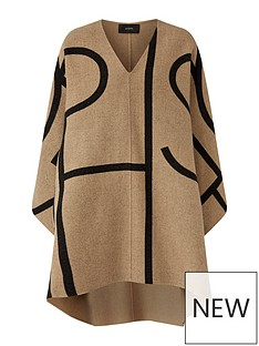 joseph-ciela-logo-wool-cape-saddle