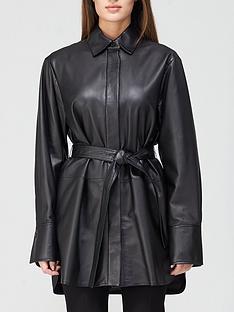 joseph-jason-leather-shirt-jacket-black
