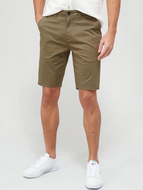 very-man-comfort-stretch-chino-short-with-drawstring-khaki