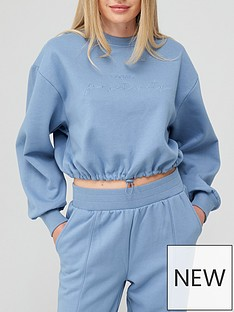 boux-avenue-bous-avenue-radiate-positivity-sweatshirt-blue