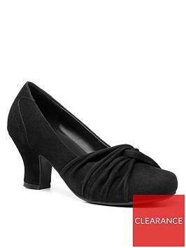 hotter-amethyst-heeled-shoe
