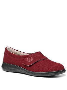 hotter-hotter-wrap-slippers-rednbsp