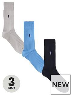 polo-ralph-lauren-3-pack-egyptian-cotton-rib-sock-harbour-blue