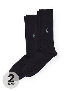 polo-ralph-lauren-2-pack-ribbed-socks-navy