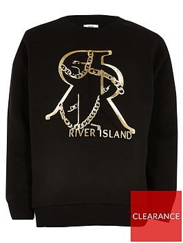 river-island-boys-foil-print-crew-neck-sweat-black