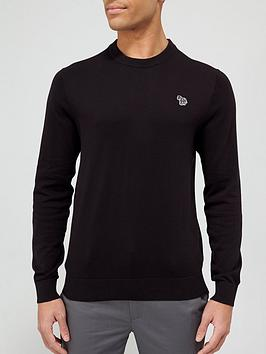 ps-paul-smith-zebra-logo-knitted-jumper--nbspblacknbsp