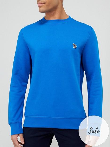 ps-paul-smith-zebra-logo-sweatshirt--nbspblue