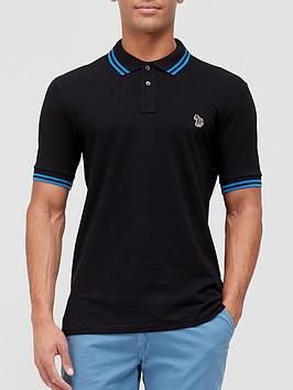 ps-paul-smith-tipped-collar-polo-shirt-black