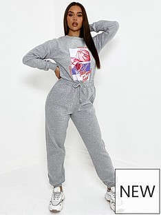 missguided-usa-graphic-casual-jumpsuit