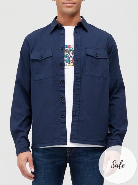 ps-paul-smith-button-up-overshirt-navy