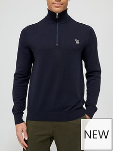 ps-paul-smith-ps-paul-smith-zebra-logo-14-zip-knitted-jumper