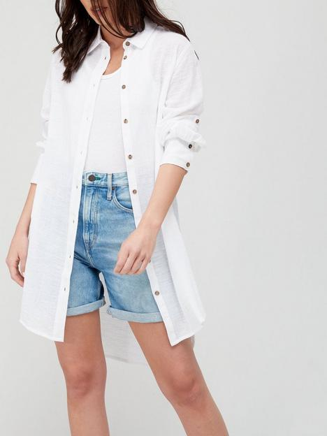v-by-very-oversizednbspshirt-white