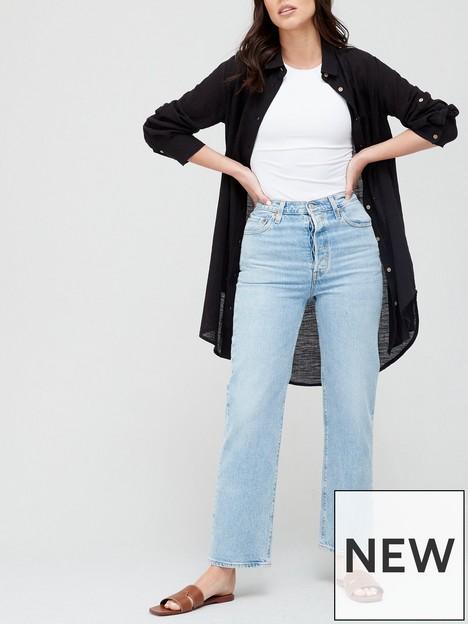 v-by-very-oversizednbspshirt-black