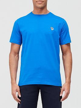 ps-paul-smith-zebra-logo-t-shirt-bluenbsp