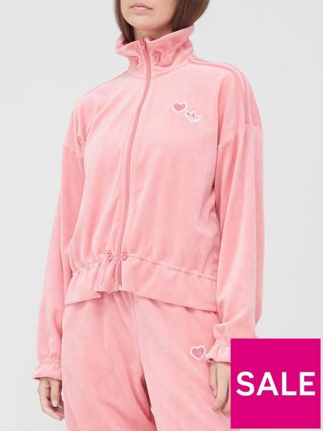 adidas-originals-bellista-velour-track-top-pink
