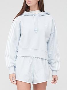 adidas-originals-3-stripe-short-hoodie-light-blue