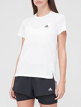 adidas-3-stripe-t-shirt-whitenbsp