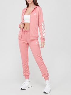 adidas-linear-french-terry-tracksuit-pinknbsp