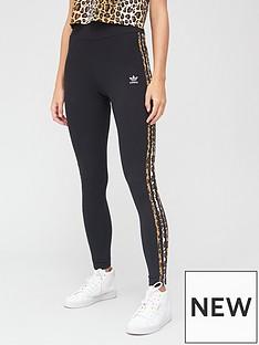 adidas-originals-leopard-lux-3-stripes-leggings-blacknbsp