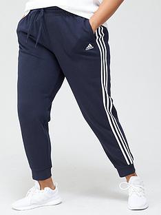 adidas-plusnbsp3-stripes-cuffed-pant-navywhite