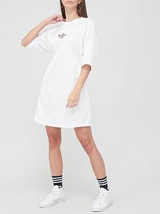adidas-originals-bellista-t-shirt-dress-white