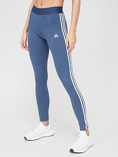adidas-essentials-3-stripe-leggings-navynbsp
