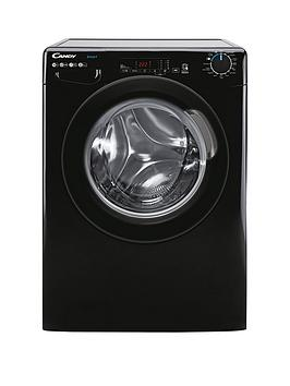 Candy Smart Cs 1410Tbbe/1-80 10Kg 1400 Spin Washing Machine - Black