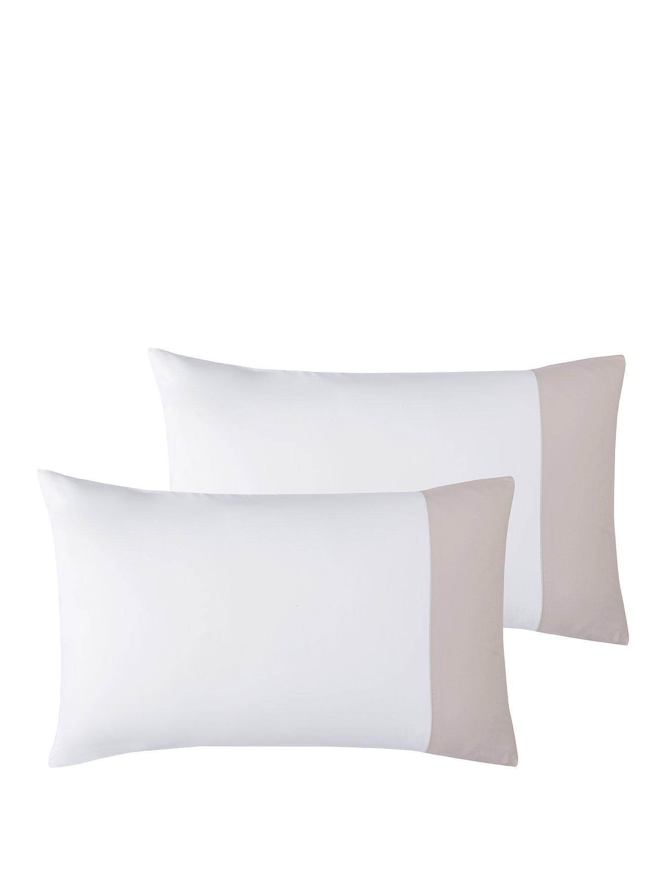 Hotel Collection Hotel 300Tc Oxford Edge Std Pillowcase