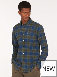 barbour-highland-check-shirt
